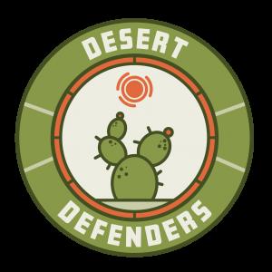 Desert Defenders_Logo