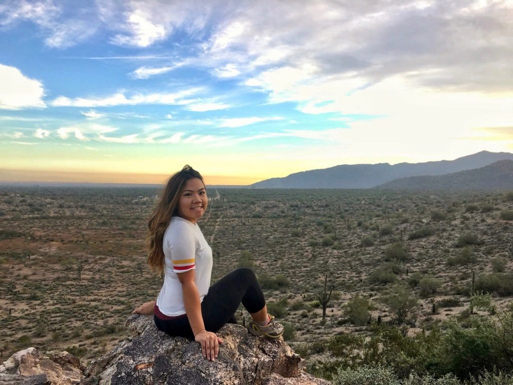 More than just a hike: How one girl found herself in the White Tank Mountains
