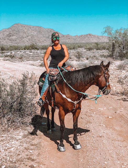 Back in the Saddle: Finding Courage After a Life-changing Accident